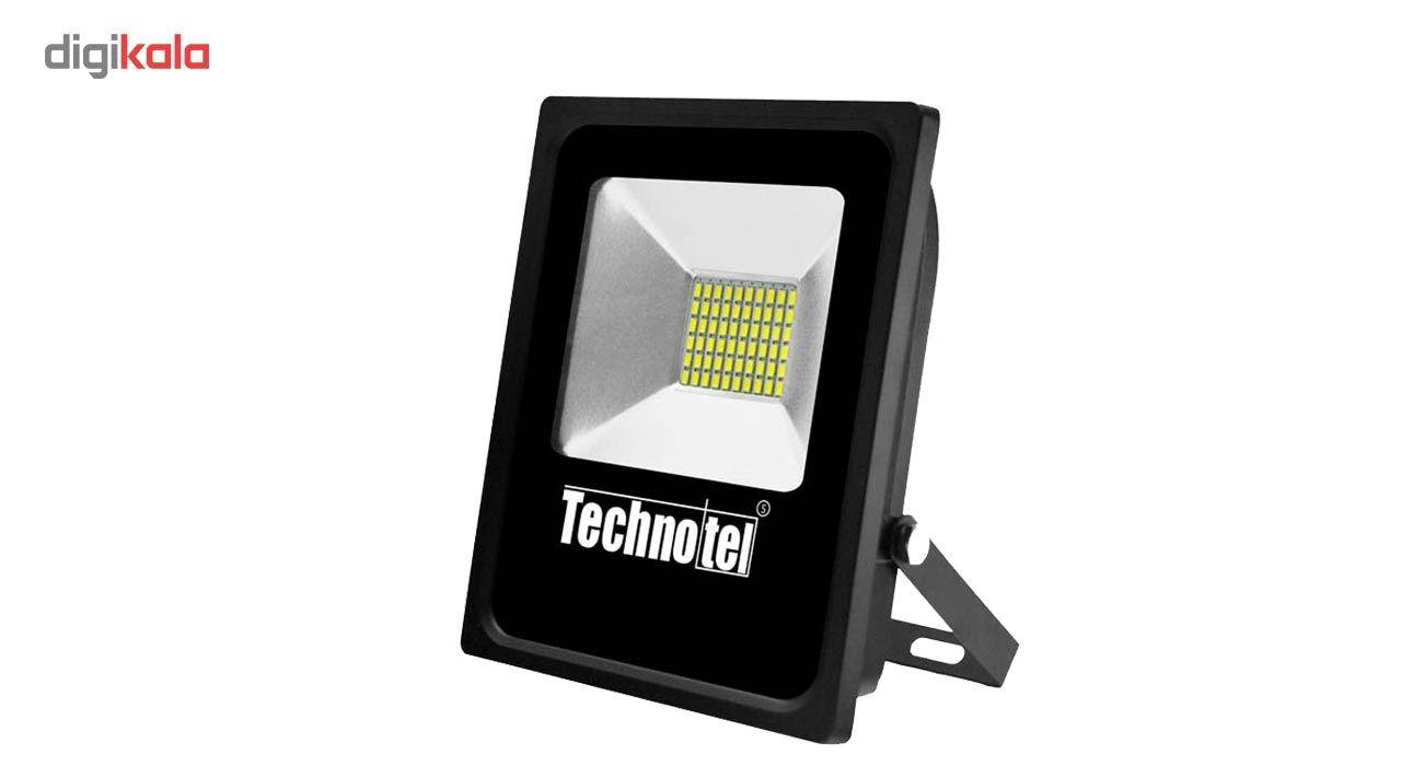 پروژکتور ال ای دی 30 وات تکنوتل مدل SMD Projector 30W TE2030 main 1 1