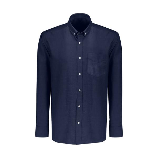 پیراهن آستین بلند مردانه زی سا مدل 153140559