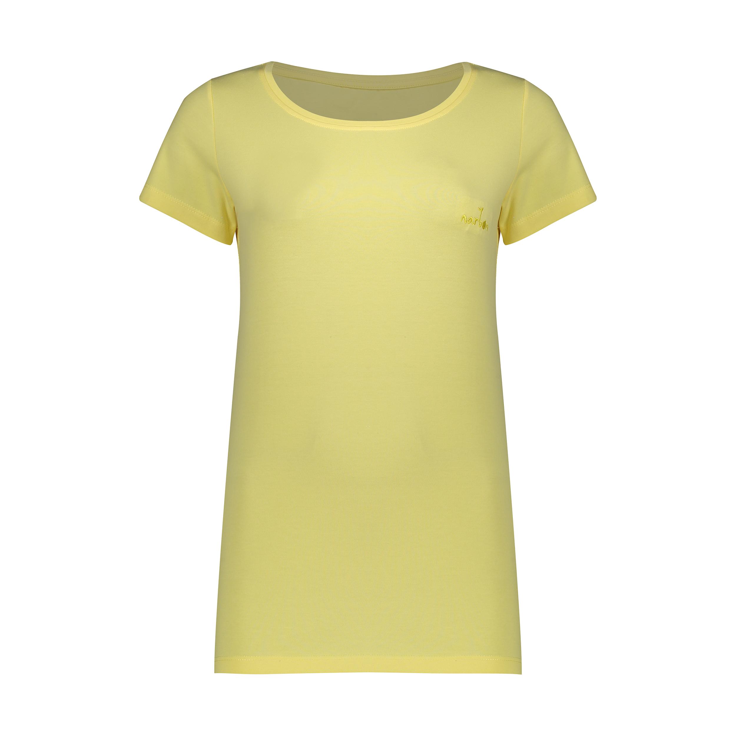 تی شرت زنانه ناربن مدل 1521232-19