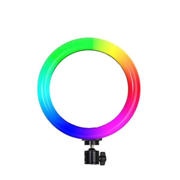 رینگ لایت مدل CXB-RGB-200