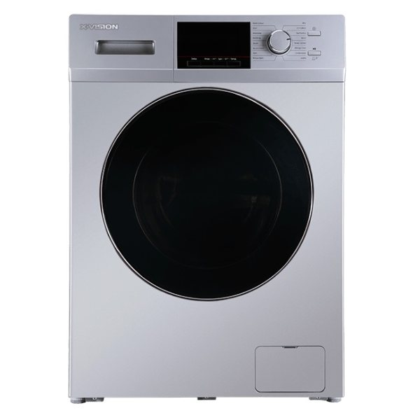 ماشین لباسشویی ایکس ویژن مدل TM84 ظرفیت 8 کیلوگرم