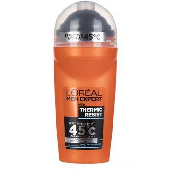 رول ضد تعریق لورآل سری Men Expert مدل Thermic Resist حجم 50 میلی لیتر