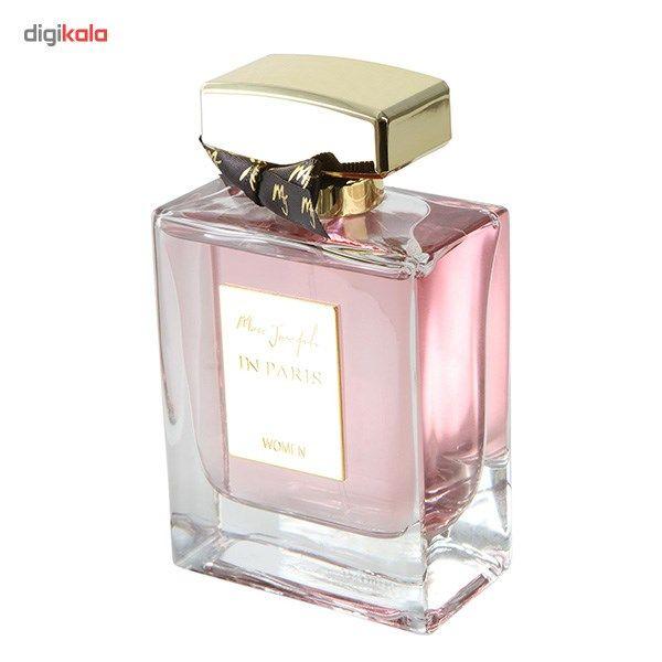 ادو پرفیوم زنانه مارک ژوزف مدل In Paris حجم 100 میلی لیتر  Marc Joseph In Paris Eau De Parfum For