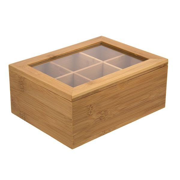 جعبه چای کیسه ای بامبوم مدل Misto BCYM1