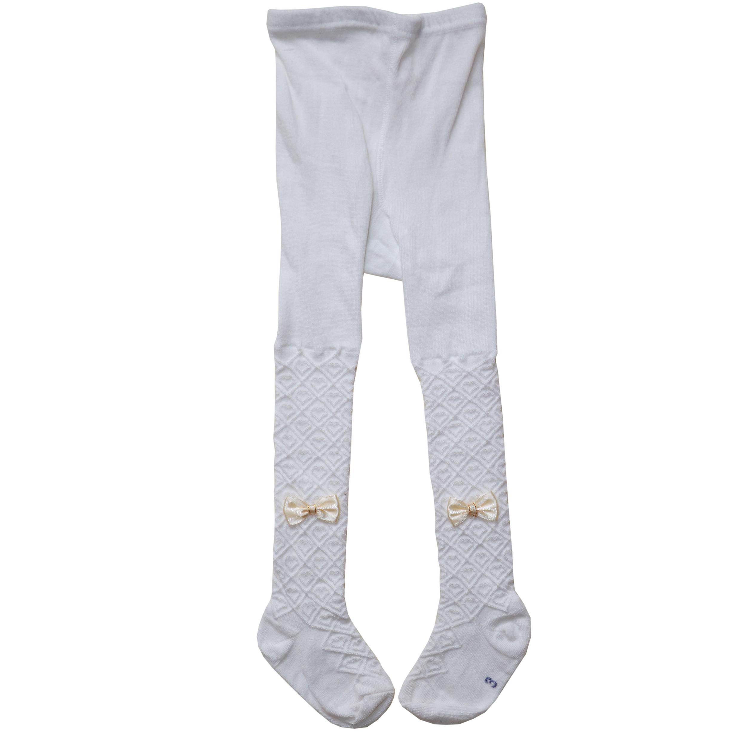 جوراب شلواری دخترانه کد 1022