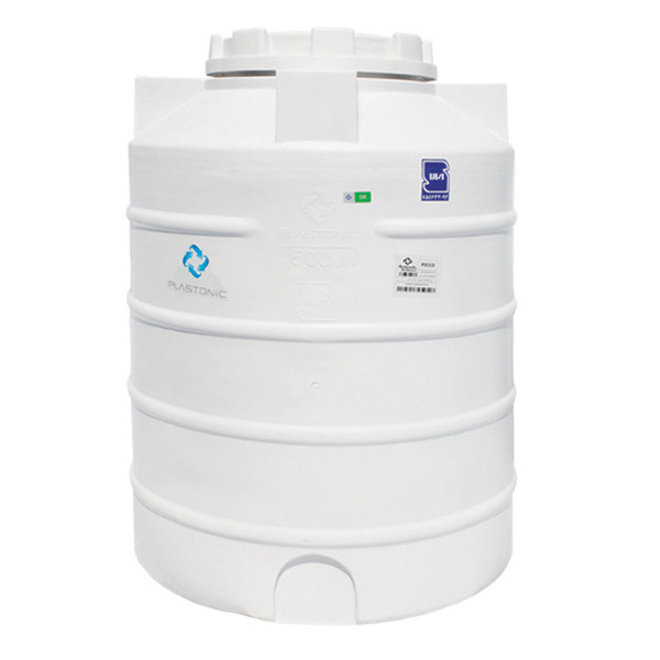 مخزن آب پلاستونیک مدل 6323 حجم 500 لیتر