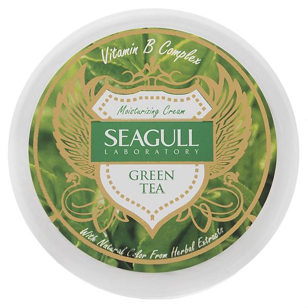 کرم مرطوب کننده سی گل مدل Green Tea حجم 200 میلی لیتر