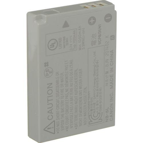 باتری لیتیوم یون کانن مدل NB-5L مشابه اصلی