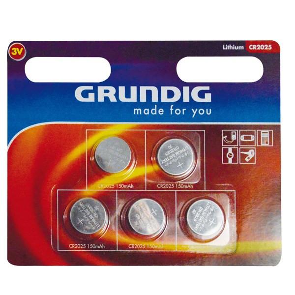 باتری سکه ای گراندیگ CR2025