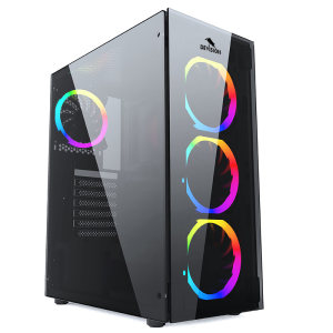 کیس کامپیوتر دیویژن مدل NIGHT HUNTER
