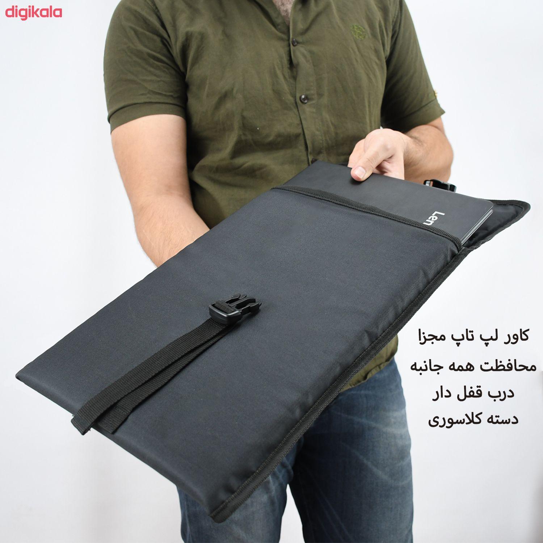 کوله پشتی لپ تاپ فیرو پلاس کد 650 مناسب برای لپ تاپ 15.6 اینچی main 1 16