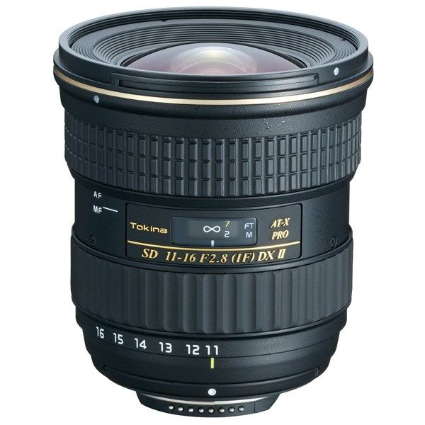 لنر توکینا 16-11 F/2.8 AT-X PRO DX II SD For Nikon