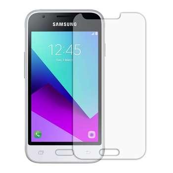 محافظ صفحه نمایش شیشه ای مدل Tempered مناسب برای گوشی موبایل سامسونگ Galaxy J1 Mini
