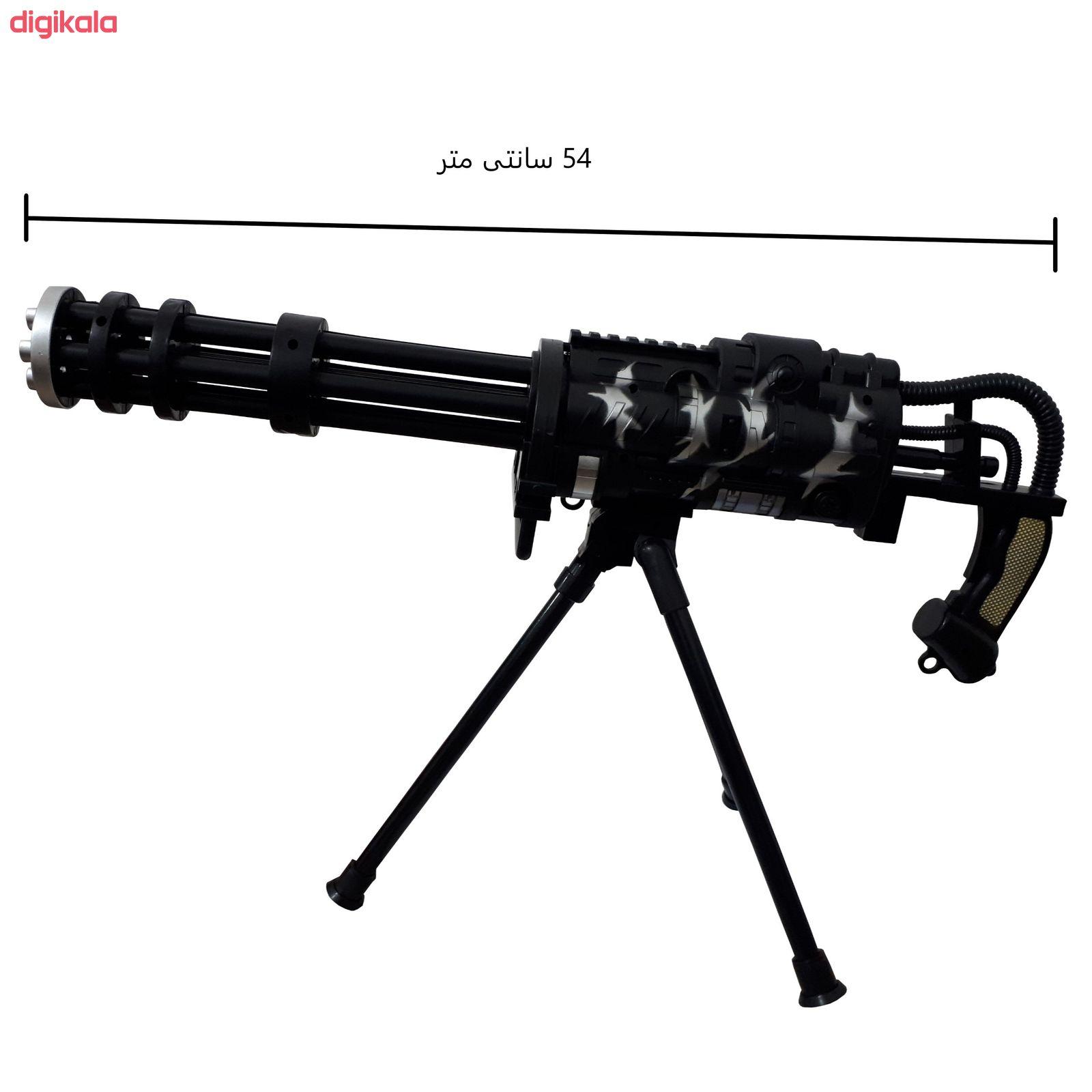 تفنگ بازی مدل VANGUARD کد 565 main 1 1