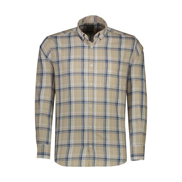 پیراهن آستین بلند مردانه زی مدل 1531365MC