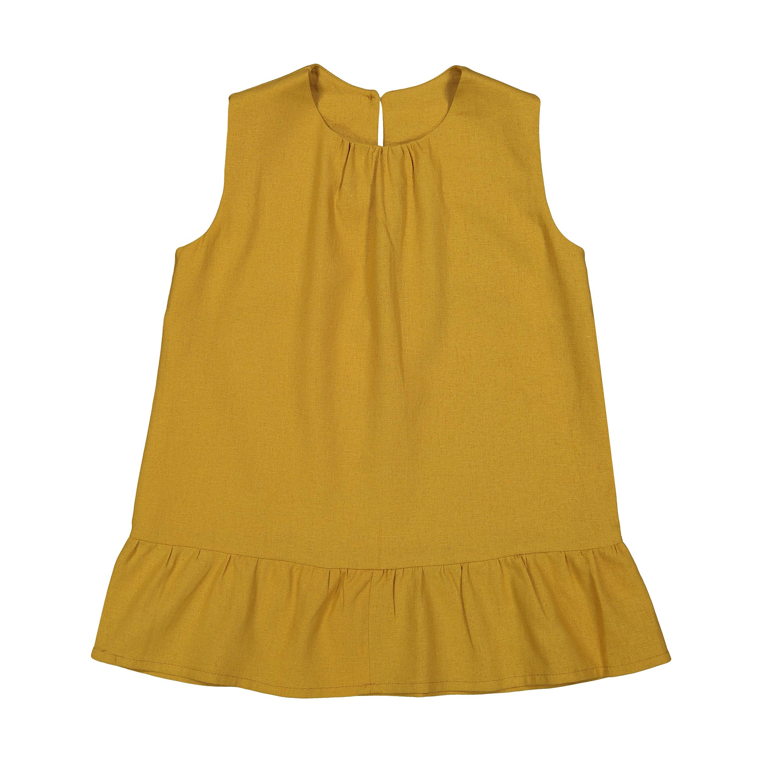 پیراهن دخترانه هیتو استایل مدل K11F186