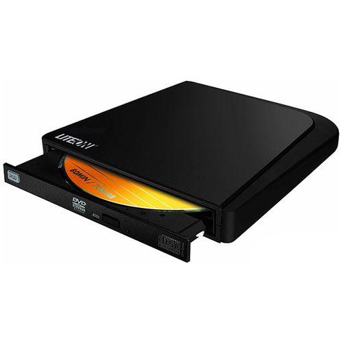 درایو DVD اکسترنال لایت آن مدل Liteon DVD Writer External eSAU108-113
