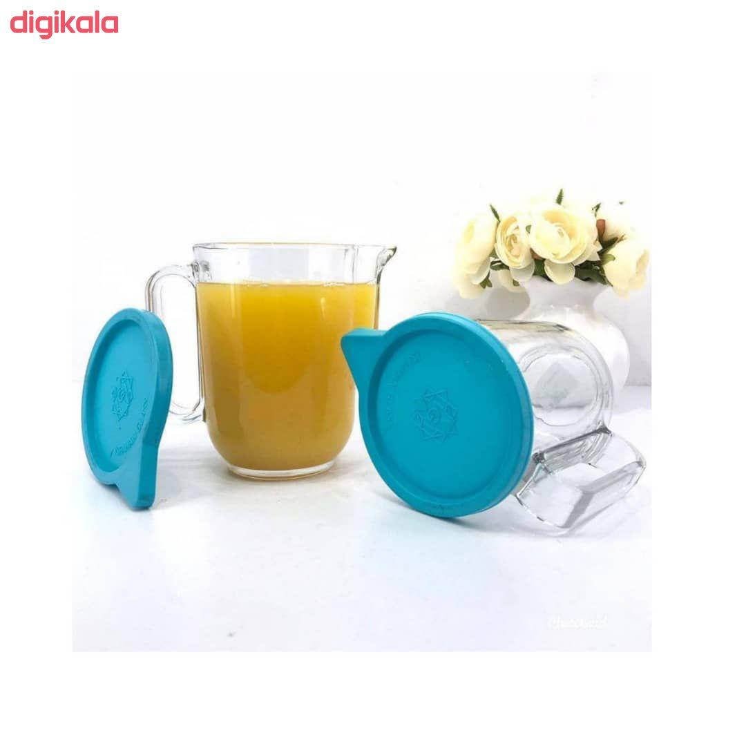 پارچ شیشه و بلور اصفهان مدل دنا main 1 1