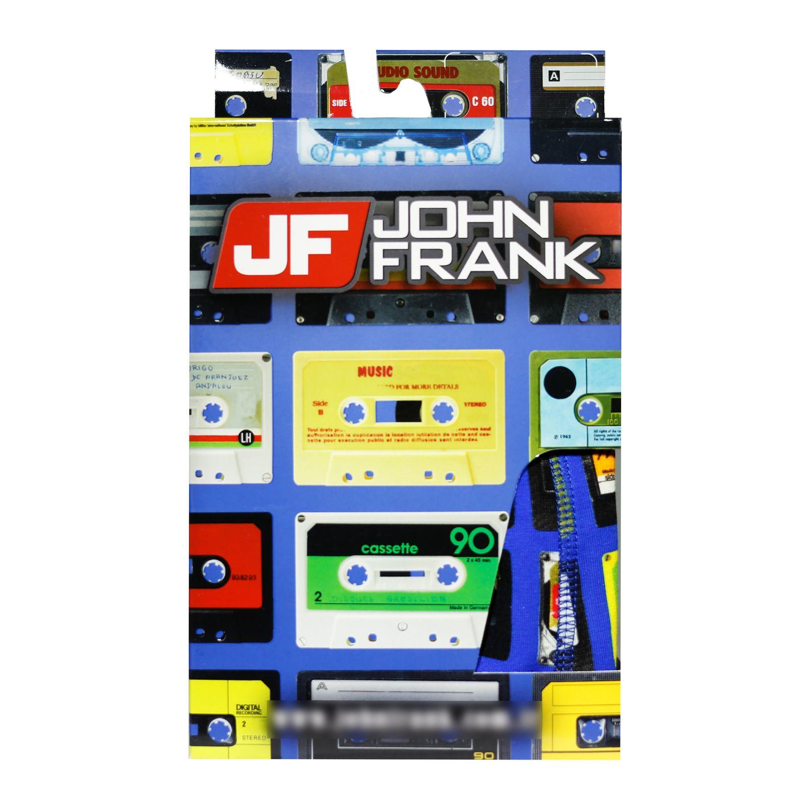 شورت مردانه جان فرانک کد BL-JB 103 -  - 5