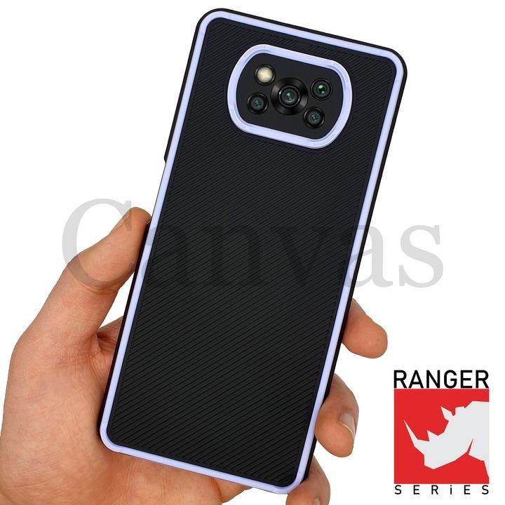کاور کانواس مدل RANGER مناسب برای گوشی موبایل شیائومی Mi POCO X3 NFC thumb 2 1