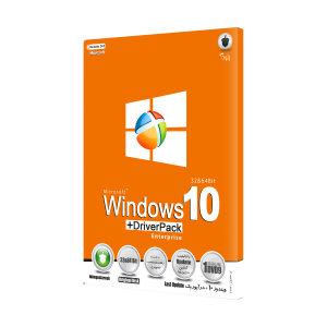 سیستم عامل Widndows 10 +Driver Pack نشر بلوط