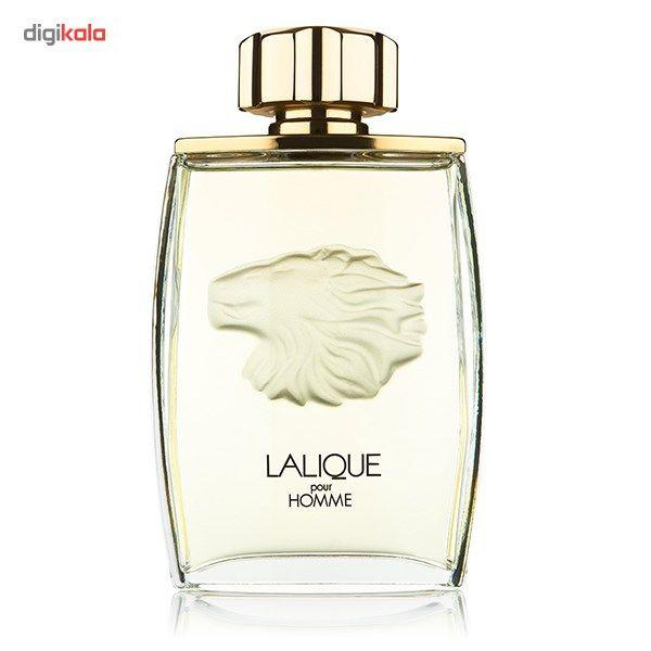 ادو پرفیوم مردانه لالیک مدل Pour Homme حجم 125 میلی لیتر  Lalique Pour Homme Eau De Parfum For Men