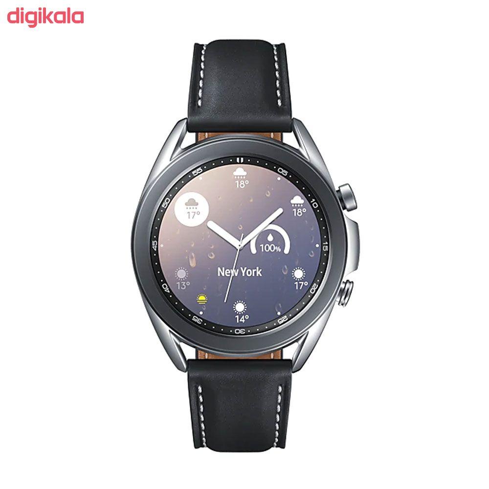 ساعت هوشمند سامسونگ مدل Galaxy Watch3 SM-R850 41mm main 1 12