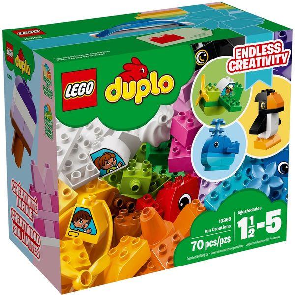 لگو سری Duplo مدل Fun Creations 10865