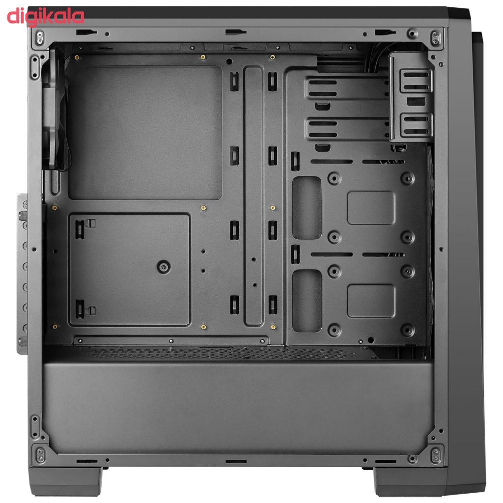 کیس کامپیوتر گرین مدل PARS EVO main 1 5