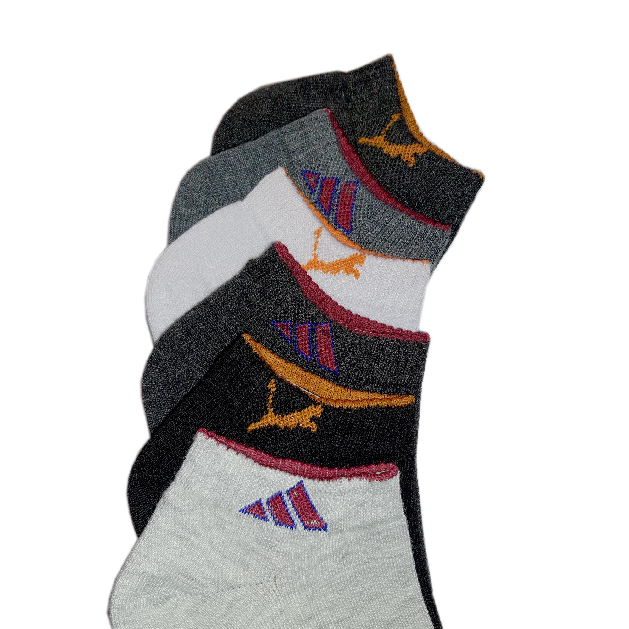 جوراب مردانه کد M600 مجموعه 6 عددی