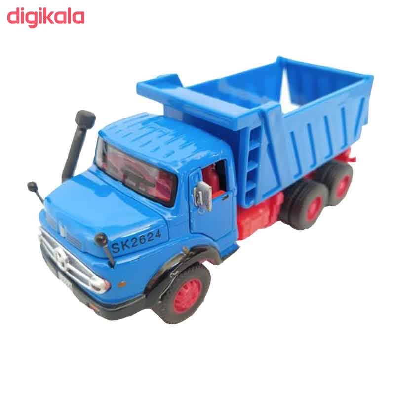 ماشین بازی طرح کامیون مدل بنز main 1 1