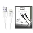 کابل تبدیل USB به لایتینینگ اردلدام مدل EC-085i به طول 25 سانتی متر thumb 5