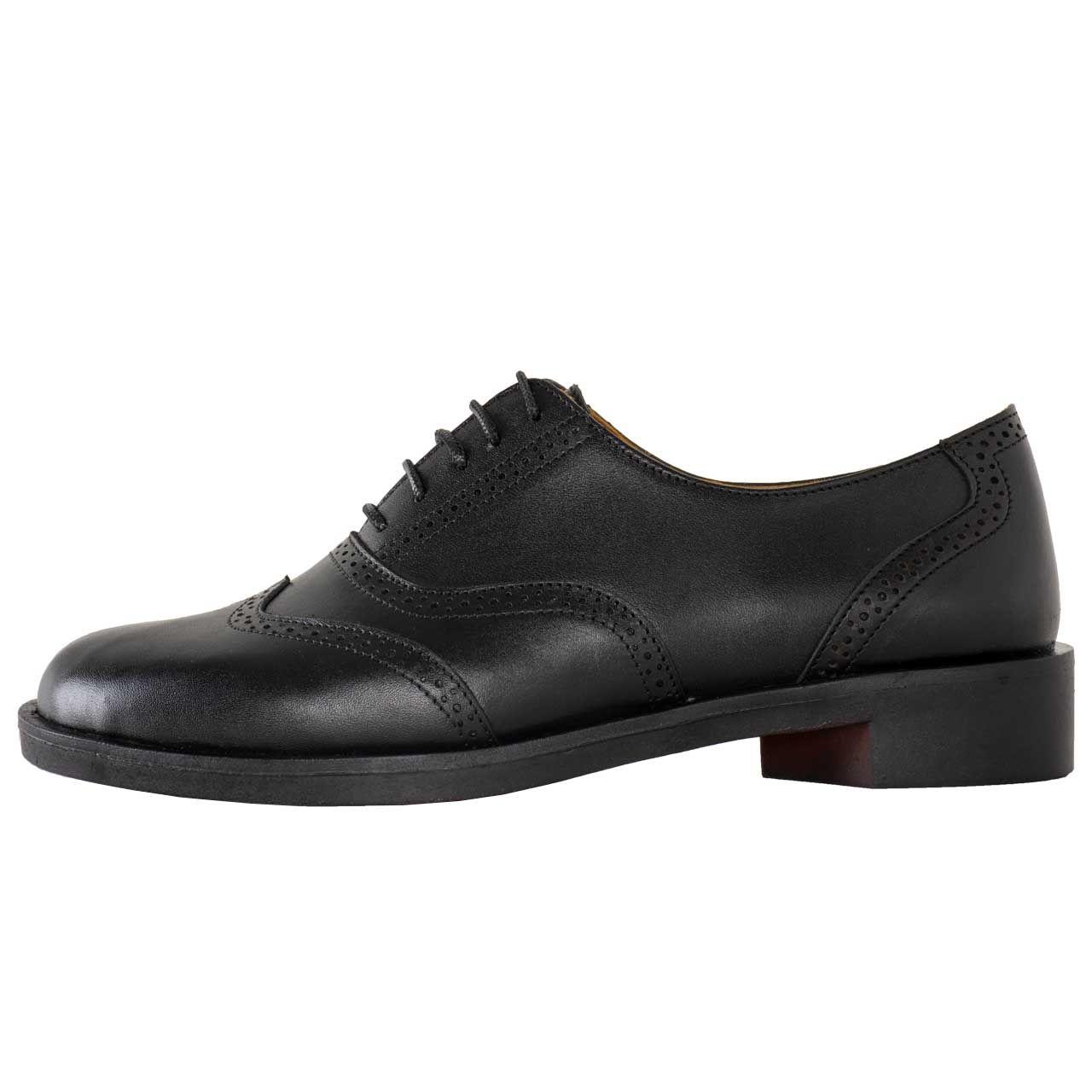 کفش زنانه پارینه چرم مدل show69