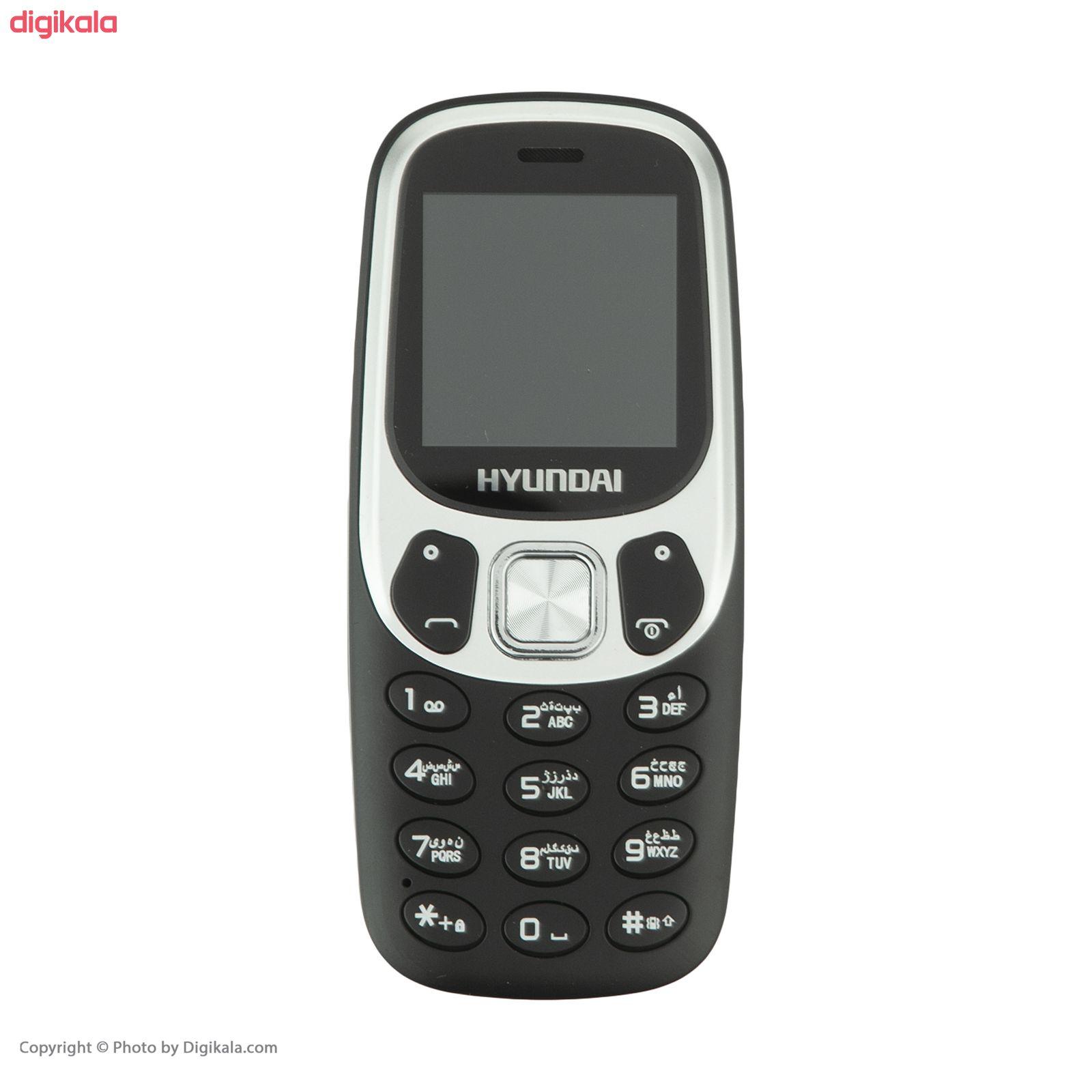 گوشی موبایل هیوندای مدل Seoul K5 دو سیم کارت main 1 12