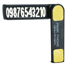 شماره تلفن مخصوص پارک خودرو بیلگین مدل KH-4n