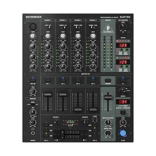 میکسر دی جی بهرینگر مدل DJX750