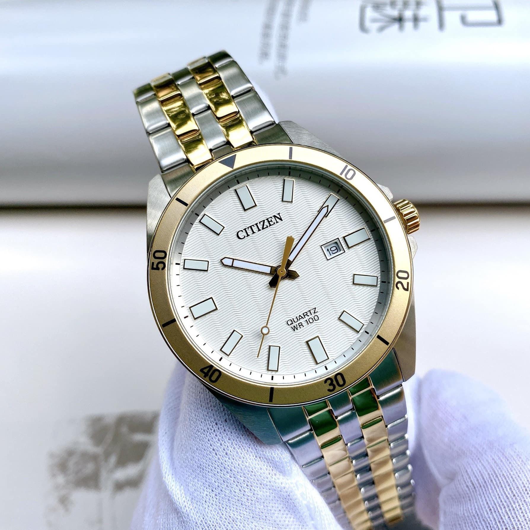 ساعت مچی عقربهای مردانه سیتی زن مدل BI5056-58A