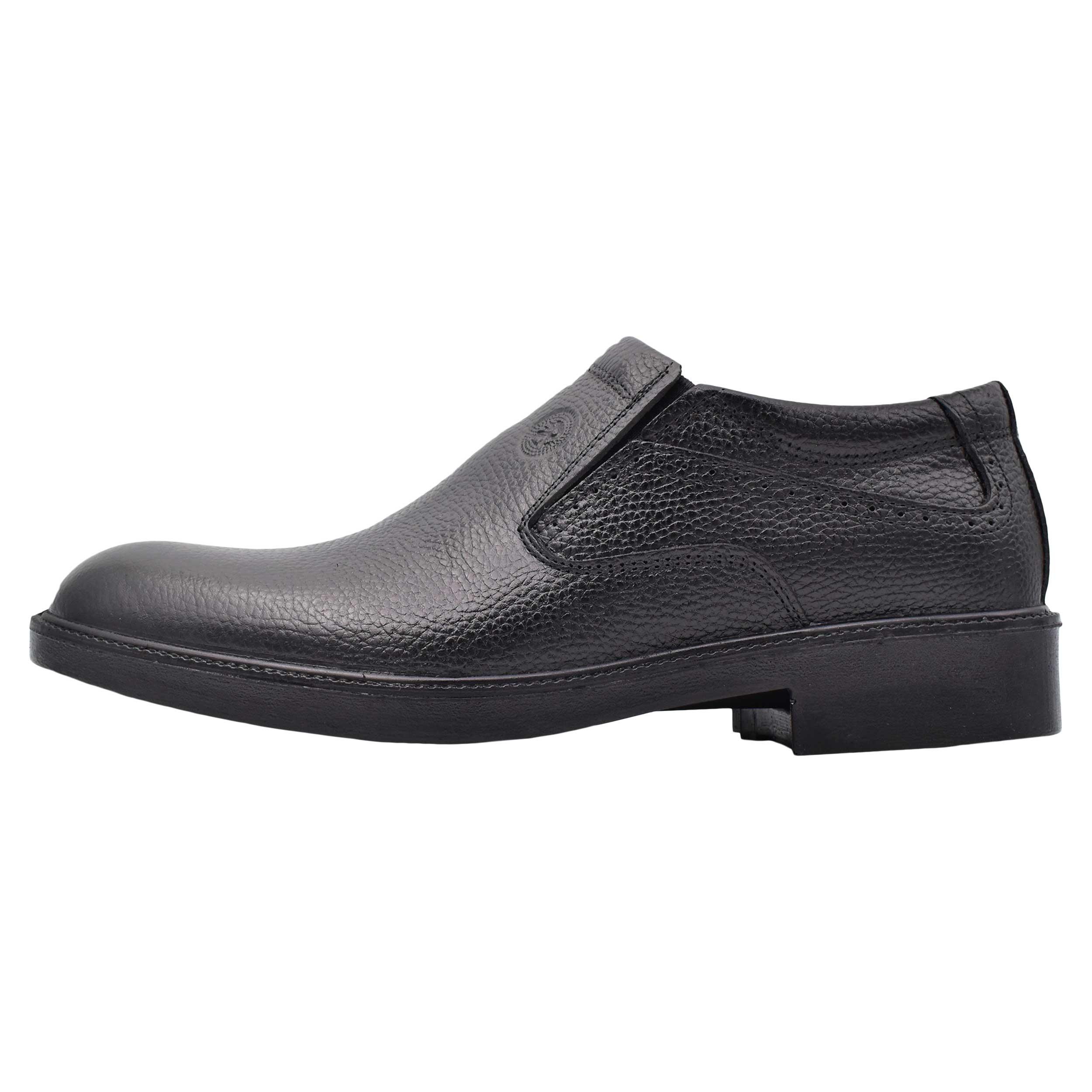 کفش مردانه مدل درخشان کد 7614