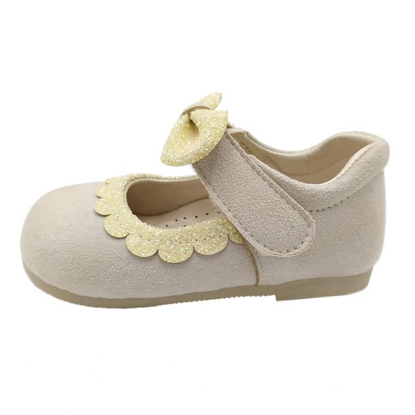 کفش دخترانه مدل پاپیونی 001