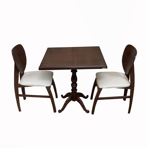 میز ناهار خوری اسپرسان چوب مدل sm90