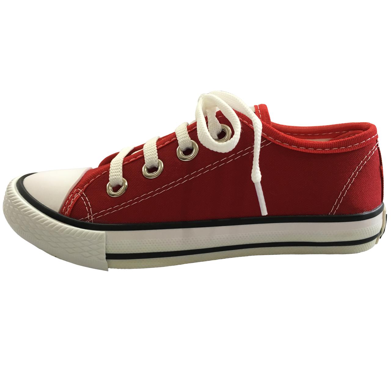 کفش بچگانه کد 0157 رنگ قرمز