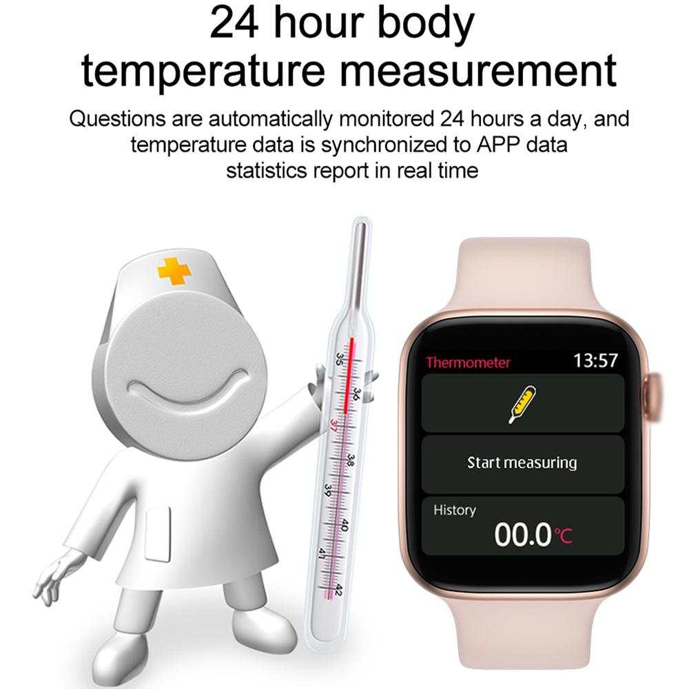 ساعت هوشمند مدل T5 Plus main 1 9