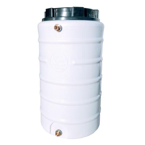 مخزن آب حجیم پلاست مدل F25-101 ظرفیت 100 لیتر