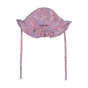 کلاه نوزادی دخترانه فیورلا کد 40010-2