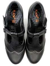 کفش زنانه آر اند دبلیو مدل 454 رنگ مشکی -  - 6