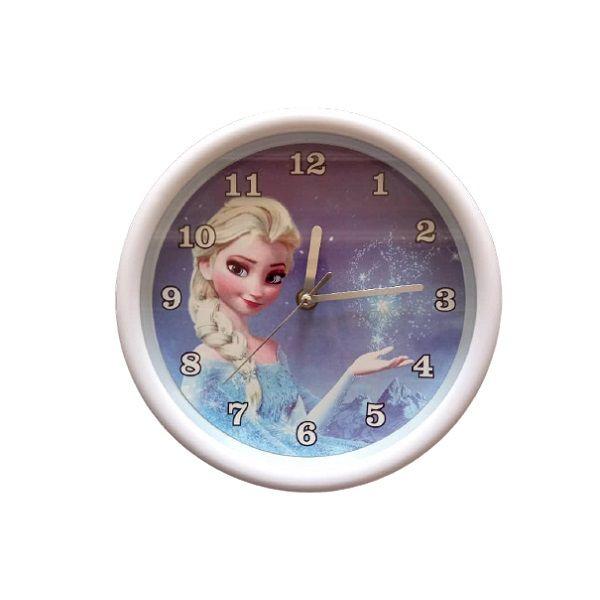 ساعت دیواری کودک مدل فروزن مدل 206