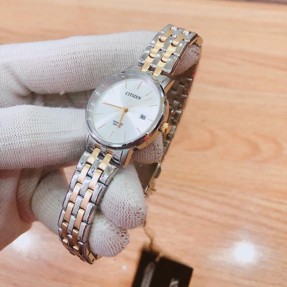 ساعت مچی عقربه ای زنانه سیتی زن مدل EU6094-53A              ارزان