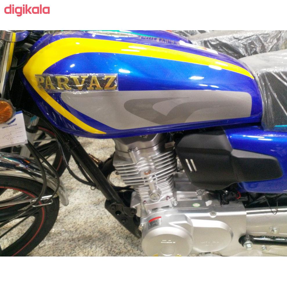 موتورسیکلت پرواز مدل ان ام اس استارتی 125 سی سی سال 1399 main 1 1