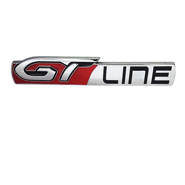 آرم خودرو طرح Gtline مدل da19