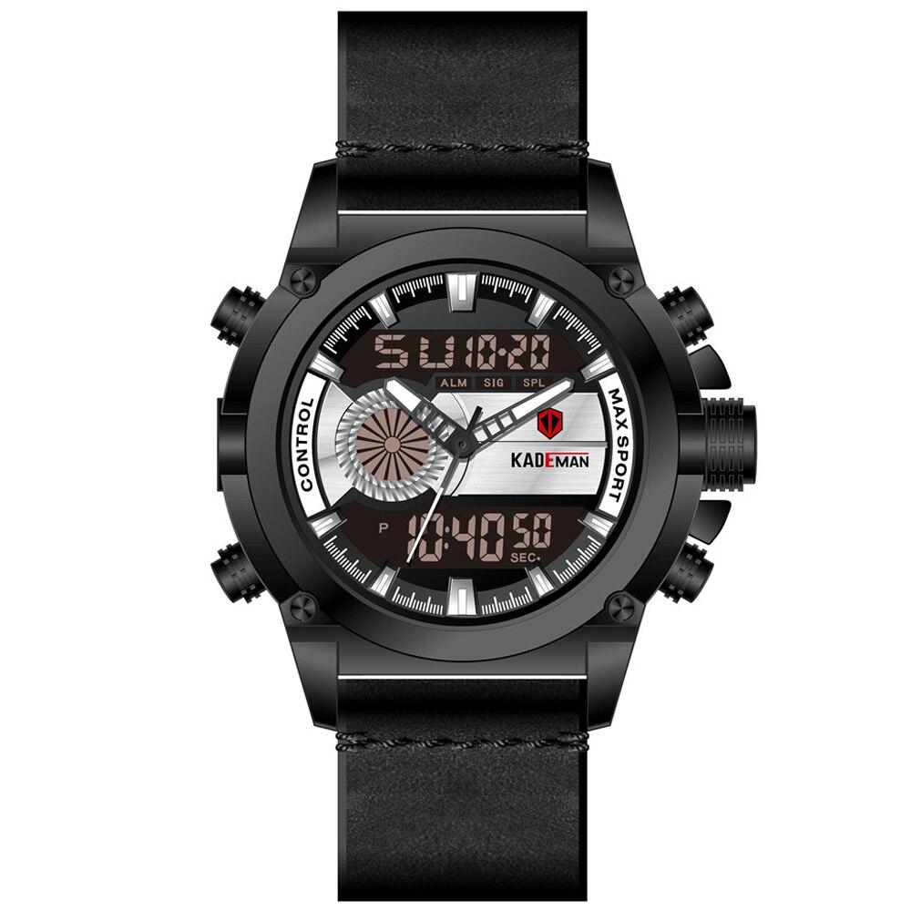 ست دستبند و ساعت مچی مردانه کیدمن مدل K347G